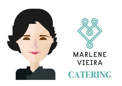 Serviço de catering Marlene Vieira