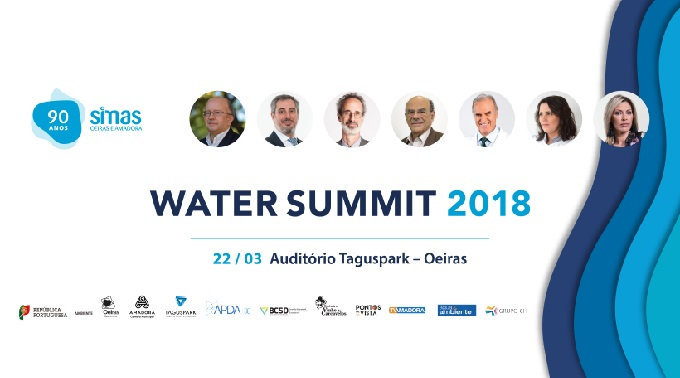 Marlene Vieira, Water summit 2018