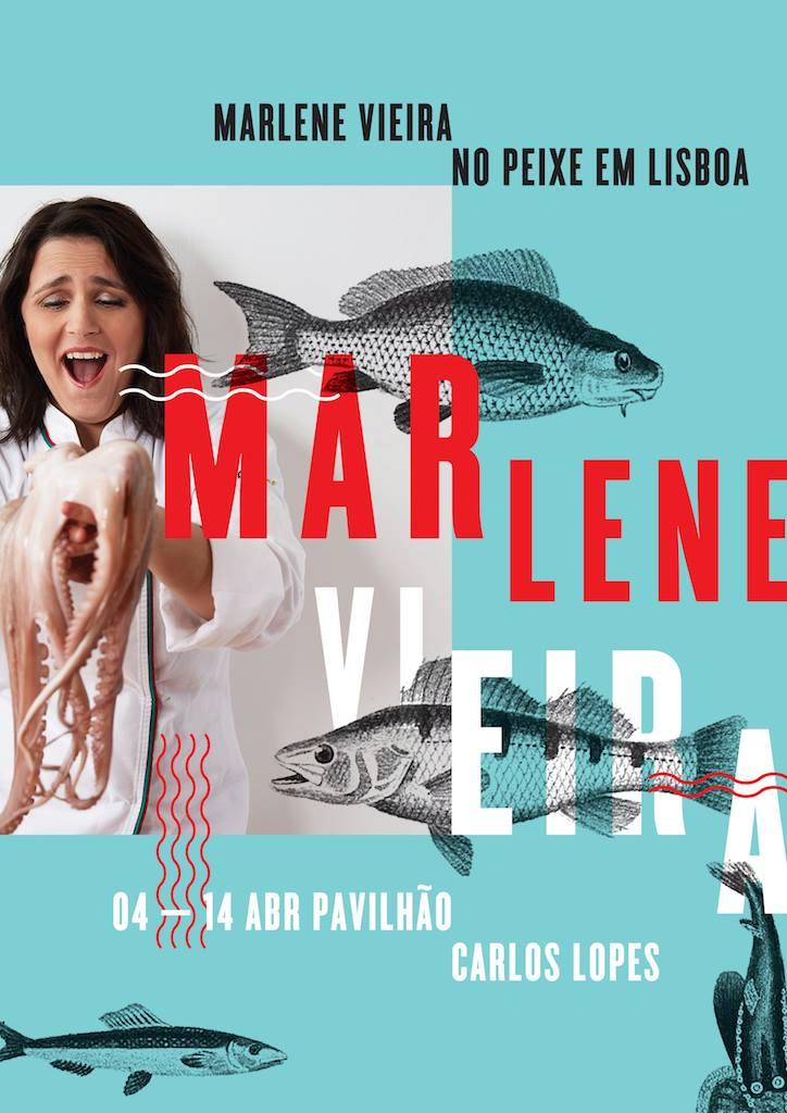 Marlene Vieira no Peixe em Lisboa 2019