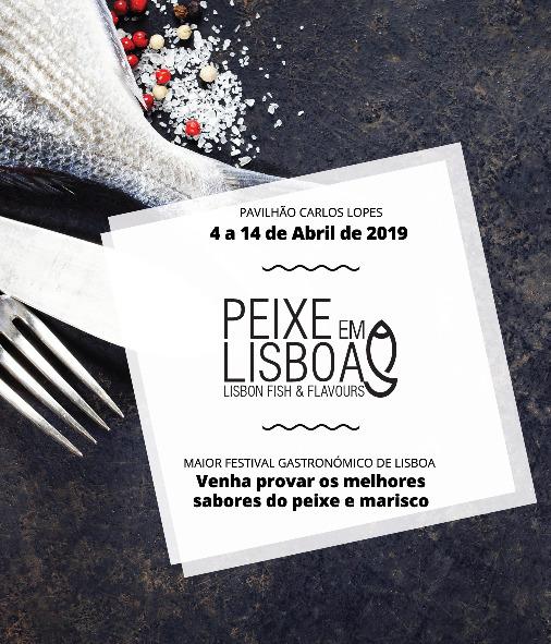Peixe em Lisboa 2019